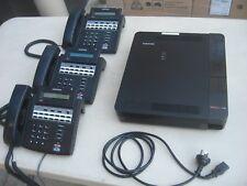 SAMSUNG OFFICE SERV 7030 PHONE SYSTEM + 3 x DS-5014S HANDSETS