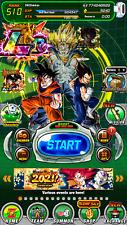 Dokkan Battle LR STR Vegito, LR Majin Buu, LR TEQ Vegito, 5240 Stones Android