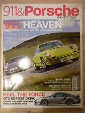 911 & Porsche Mundo Revista Sep 10'73 Rs Gt3 Rs Gt2 Rs Le Mans Clásico Gt3 R