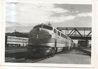 RIO GRANDE RAILWAY at DENVER CO Colorado Photograph