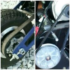 Cobra VII gas scooter clutch and wheel drive belt set 575-5M-15 & 670-5M-16