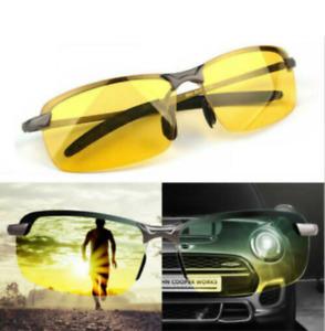 Autofahrer Nachtsichtbrille Fahren Kontrastbrille Sonnenbrillen Nachtfahrbrille