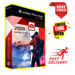 ACDSee Photo Studio professional 2020 ✅ Lifetime Activation ✅ 64-bit