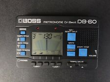 Boss Metronome By Dr. Beat Db-60 Professional Electronic Metronome for Recording