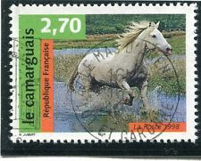 TIMBRE FRANCE OBLITERE N 3182 FAUNE CHEVAL CAMARGUE / Photo non contractuelle