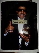 Lionel Richie Signed Grammy Autograph
