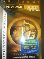 UNIVERSAL SOLDIER THE RETURN FILM IN BLU-RAY - COMPRO FUMETTI SHOP