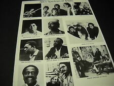 ARKADE Grass Roots SMITH Country Coalition COLTRANE others 1970 PROMO DISPLAY AD