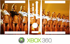 Xbox 360 SEXY FOOTBALL MODELS Vinyl Skin Decal Sticker