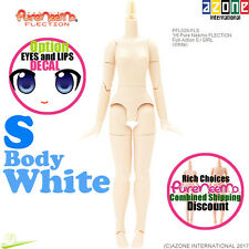 AZONE PFL020-FLS 1/6 Pure Neemo FLECTION S White GIRL Body Blythe Doll NEW