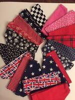 Handmade dog bandanas  ** REDUCED **