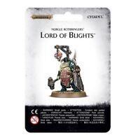 Warhammer Fantasy/Age of Sigmar Chaos Lord of Blights NIB