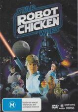 Robot Chicken Star Wars DVD R4 Postage