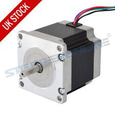 NEMA 23 Stepper Motor 1.26nm 2.8a 4 Wires 6.35mm Shaft 56mm CNC Robot 3d Printer