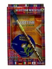 Waltons Scottish Tin Whistle CD Pack