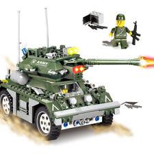 Coche blindado Checa-Kazi fabricante Ladrillos-Artículo no 84003 Sellado 351+ piezas