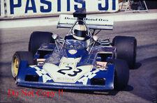 Mike Hailwood Surtees TS14A Monaco Grand Prix 1973 Photograph