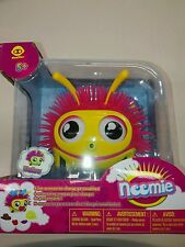 Noomie Wello Yellow Face Pink Hair w/ 6 Fun Accesories Interactive Toy