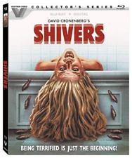 SHIVERS / (DTS SUB WS)-SHIVERS / (DTS SUB WS) Blu-Ray NEW