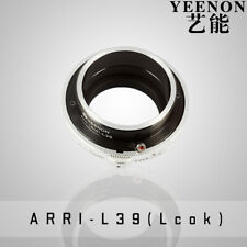 YEENON Arri Arriflex STD Standard To Leica screw mount L39  adapter