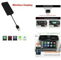 Wireless Smart Link USB Carplay Dongle for Android Stereo Head Unit Navi Player