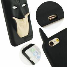 Apple iPhone 4 4s 4g BACK CASE 3D Muster Hülle Handy Case Etui Tasche Batman