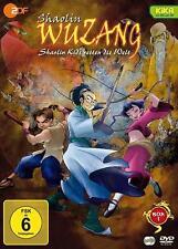 Shaolin Wutang - Box 1 [2 DVDs] (OVP)