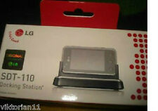 ORIGINALE LG kc910 Renoir Dock Sync musica di caricamento Station TV Out porta sdt-110