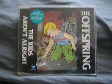 The Offspring - The Kids Aren't Alright. CD Single. Non-album tracks.