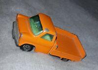Vintage Lesney Matchbox Superfast Ford Transit No 66 Made in England 1977 Orange