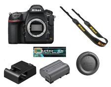 Sale Nikon D D850 45.7Mp Dslr Camera Body 4K Wifi Bluetooth Deal