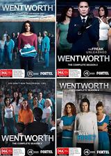 Wentworth : Season 1 2 3 4 (DVD, 17-Disc Set) NEW