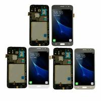 For Samsung Galaxy J3 2016 J320F J320FN LCD Display Touch Screen Digitizer Frame