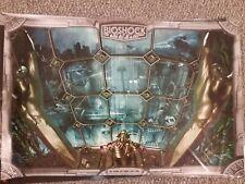 Bioshock by Chris Skinner GLOW IN DARK Print Poster Art Ltd x/115