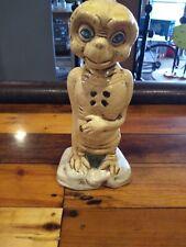 """Et Extra Terrestrial 9"""" Ceramic Statue"""