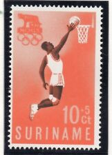 Suriname 1960 Early Issue Fine Mint Hinged 10c. 168974