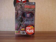 Resident Evil FIGUR  hunk series 11 figure  moby dick neu/ovp biohazard