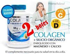 ENVIO URGENTE: COLÁGENO con MAGNESIO +SILICIO+CALCIO+VIT. C y D  Prisma  2x180c