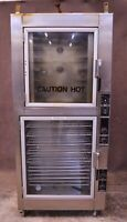 NU-VU NUVU OP-2FM Bread Dough Proofer Warmer Convection Oven 3-Phase Subway