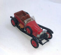 Corgi Bentley 1927 Le Mans Red Die-Cast Car Vintage!