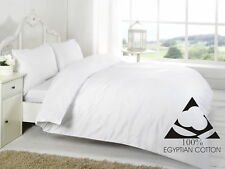 White 4 Foot Egyptian Cotton Small Double Fitted Bed Sheet 200 Thread Bed Linen