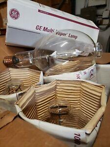 GE LIGHTING MVR1000/U GE LIGHTING 1000W, BT56 Metal Halide HID Clear Light Bulb