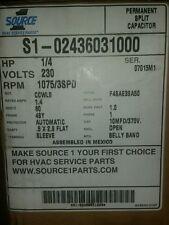 Source S1-02436031000 Coleman Blower Motor