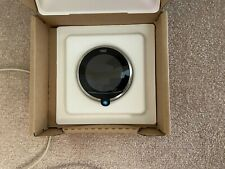 Nest 3rd Generation Learning Stainless Steel Programmable Thermostat: NO BASE