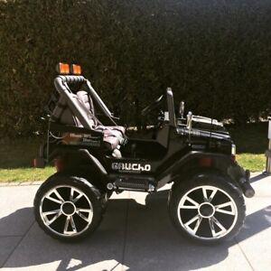 Peg Perego Gaucho Superpower Elektro-Geländewagen Elektroauto Geländewagen 24 V