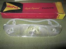 NOS Mopar 1963 Dodge Polara,330 turn signal lens