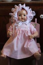 "1930's 22"" Effanbee Doll Sugar Baby Doll Composition Doll Working crier"