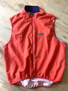 Patagonia Polyester Vest Orange Size XL