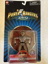 1996 Bandai Power Rangers Zeo CHEST-BEATING COGS Action Figure Rare HTF Saban?s