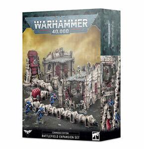 WARHAMMER 40K Getting Started Battlezone Expansion Set NEW